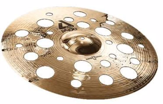 PAISTE ALPHA MEDIUM SWISS CRASH 18""