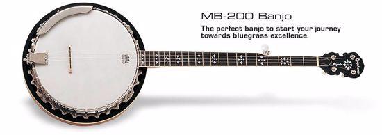 EPIPHONE BANJO MB200