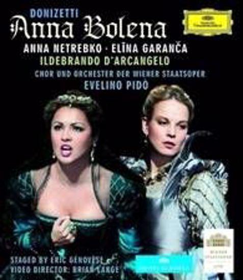 DONIZETTI:ANNA BOLENA (BLU-RAY)