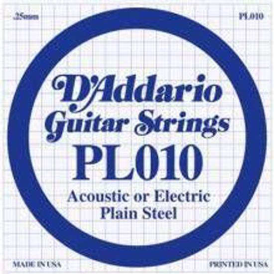 Struna D'Addario za Ak.Kitaro PL010