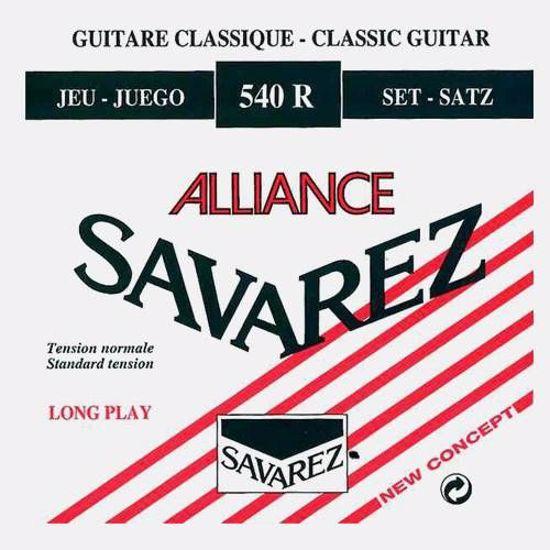 Strune Savarez Alliance kitara 540R