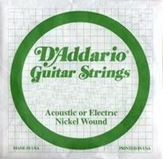 Struna D'Addario za E-Kitaro NW022