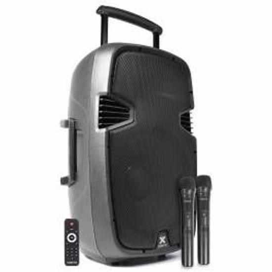 VONYX PRENOSNO BATER.OZVOČENJE SPJ-PA915 UHF/USB/MP3/BT 170.080