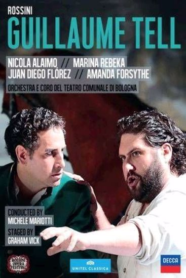 ROSSINI:GUILLAUME TELL/ALAIMO.FLOREZ