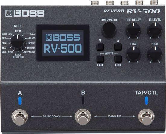 BOSS EFEKT RV500 REVERB