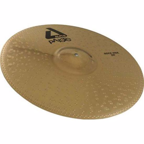PAISTE ALPHA ROCK RIDE 22""