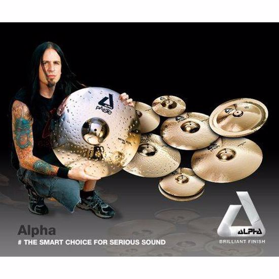 "PAISTE ALPHA METAL SPLASH 10"""