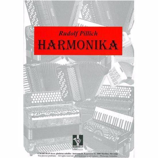 PILLICH RUDOLF:HARMONIKA 1 NOVA ŠOLA