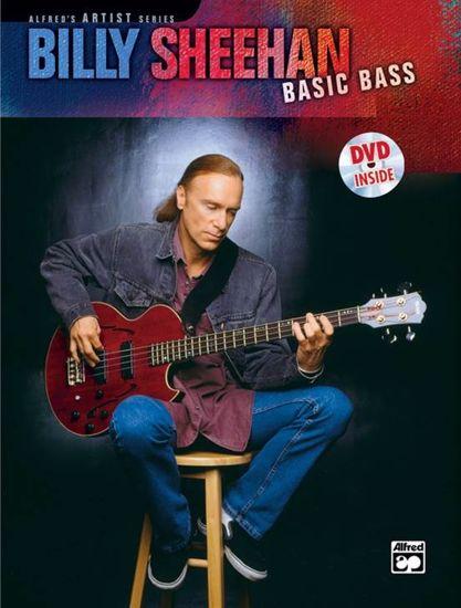 BILLY SHEEHAN:BASIC BASS +DVD