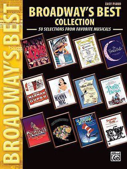 BROADWAY'S BEST COLLECTION EASY PIANO