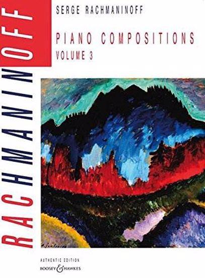 RACHMANINOFF:PIANO COMPOSITIONS VOL.2