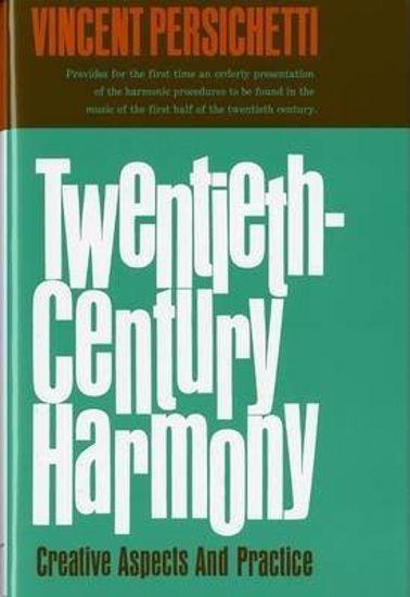 PERSICHETTI V;TWENTIETH CENTURY HARMONY
