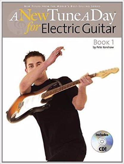 A NEW TUNE A DAY ELECTRIC GUITAR,.1+CD