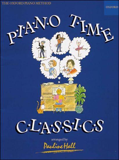 HALL P; PIANO TIME CLASSICS