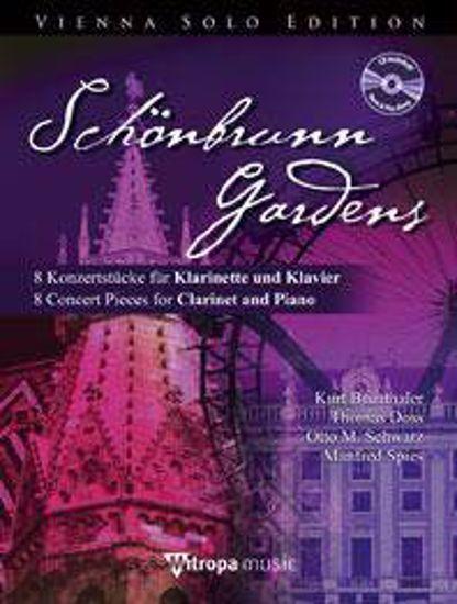 OTTO M.SCHWARZ:SCHONBRUNN GARDENS +CD