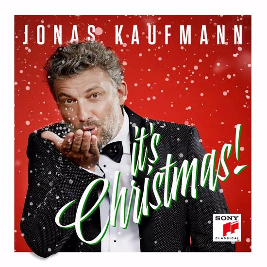 JONAS KAUFMANN/FIRST CHRISTMAS ALBUM 2CD