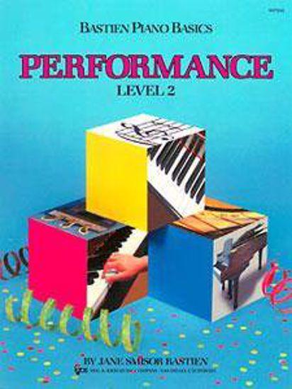 BASTIEN:PIANO BASICS PERFORMANCE 2