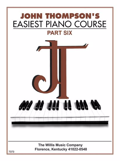 THOMPSON'S:EASIEST PIANO COURSE 6