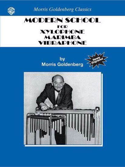 GOLDENBERG:MODERN SCHOOL XYLOPHONE,MARIMBA,VIBRAPHONE