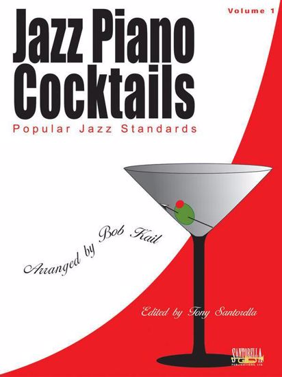 JAZZ PIANO COCKTAILS VOL.1 +CD
