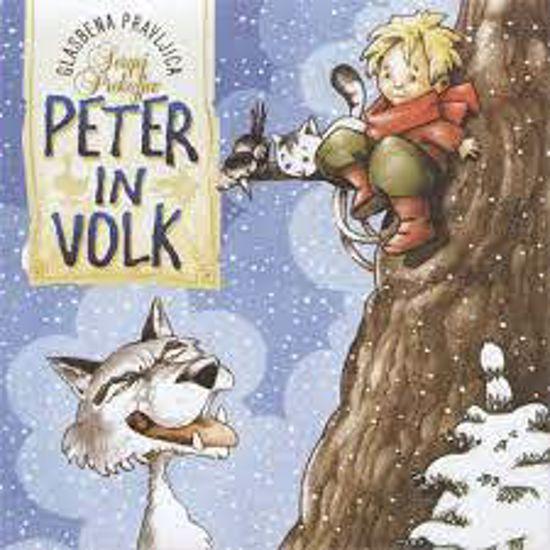 PROKOFJEV:PETER IN VOLK - GLASBENA PRAVLJICA/OSTAN BORIS
