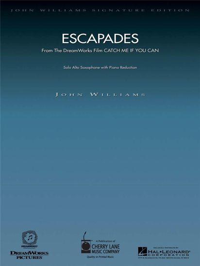 WILLIAMS:ESCAPADES SOLO ALTO SAXOPHONE